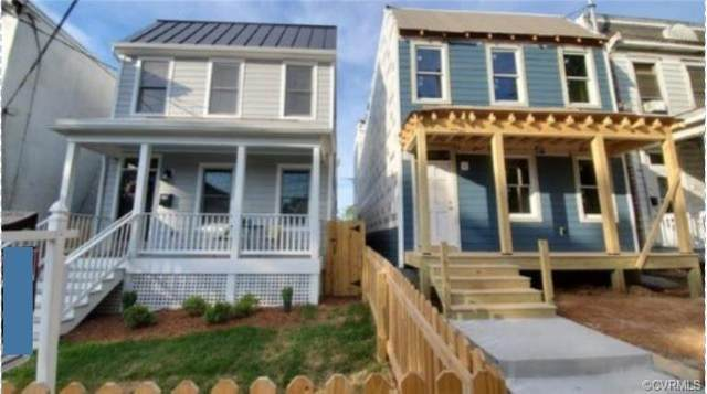 3613 E Broad Street, Richmond, VA 23223 (MLS #2015307) :: EXIT First Realty