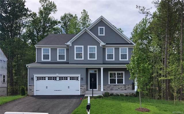 3719 Knighton Circle, Chesterfield, VA 23112 (#2015425) :: Abbitt Realty Co.