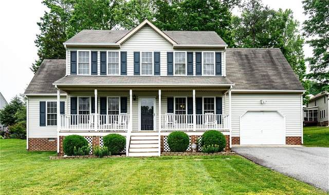 15701 Twisted Cedar Drive, Chesterfield, VA 23832 (MLS #2015457) :: EXIT First Realty
