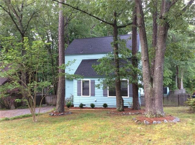 806 Marblethorpe Road, North Chesterfield, VA 23236 (MLS #2015484) :: EXIT First Realty