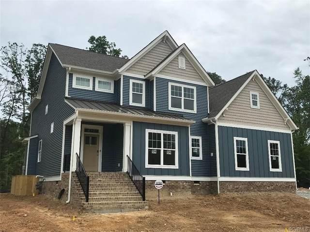 18149 Cove Creek Drive, Moseley, VA 23120 (MLS #2015600) :: Small & Associates