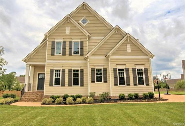 12617 Wyndham West Drive, Henrico, VA 23059 (MLS #2015871) :: EXIT First Realty
