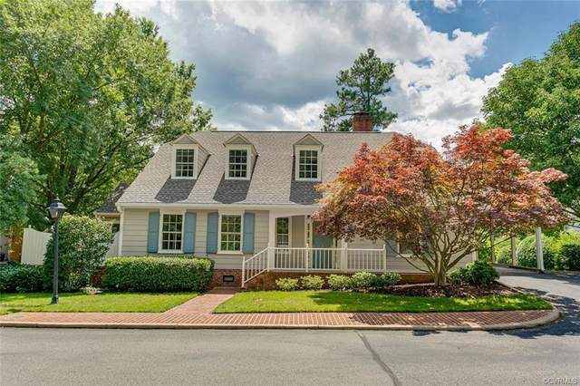 300 N Ridge Road #58, Henrico, VA 23229 (MLS #2015994) :: HergGroup Richmond-Metro