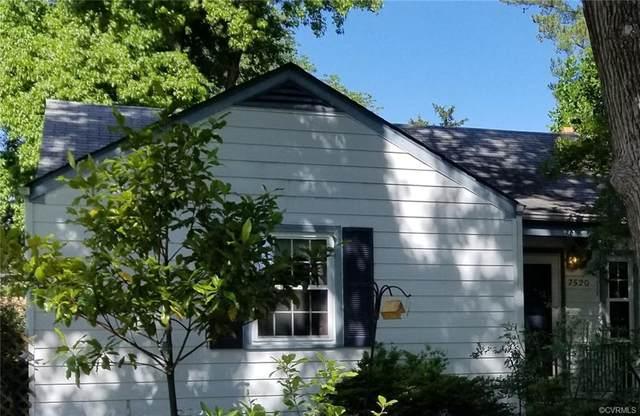 7520 Wentworth Avenue, Fairfield, VA 23228 (MLS #2016546) :: Small & Associates