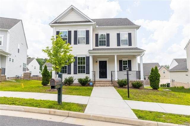 5732 Rohan Court, Moseley, VA 23120 (MLS #2017038) :: EXIT First Realty