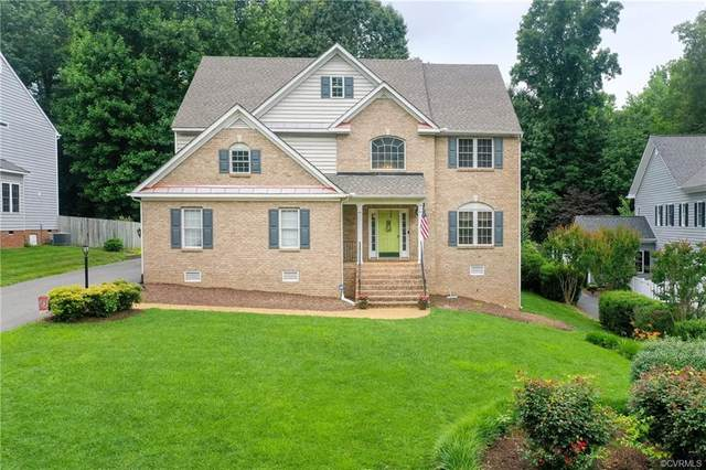 9617 Lyndonway Drive, Henrico, VA 23229 (MLS #2017675) :: Small & Associates