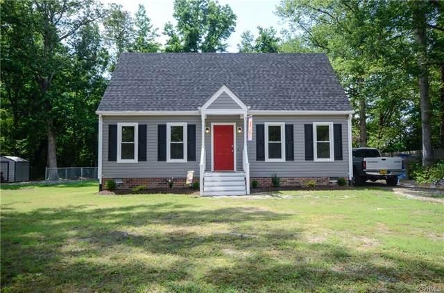 8620 Talon Lane, Richmond, VA 23237 (MLS #2018009) :: Small & Associates