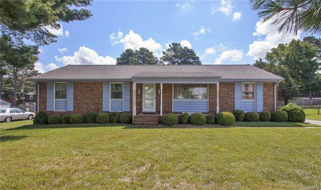 3707 Broadgate Drive, Richmond, VA 23223 (MLS #2018021) :: EXIT First Realty