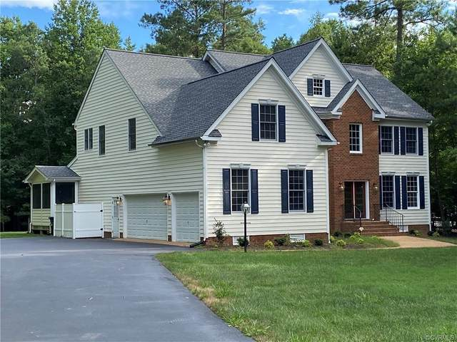11107 Sterling Cove Drive, Chesterfield, VA 23838 (MLS #2018174) :: EXIT First Realty