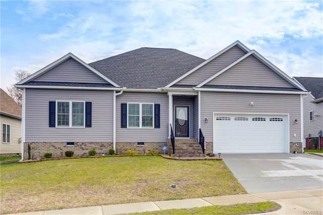 8108 Castle Grove Drive, Mechanicsville, VA 23111 (MLS #2018179) :: The RVA Group Realty