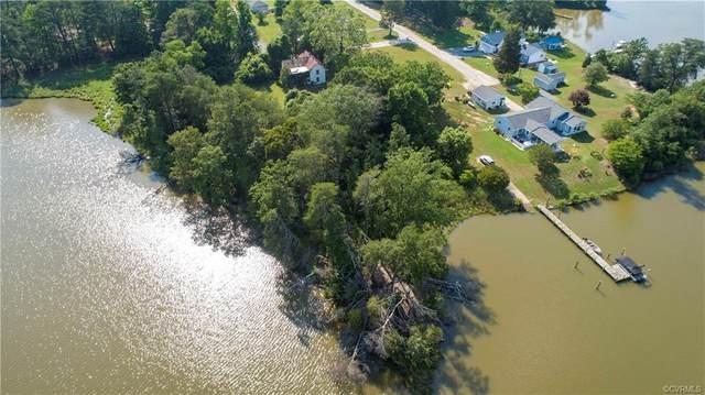 182 Fork Creek Lane, Urbanna, VA 23175 (MLS #2018537) :: Small & Associates