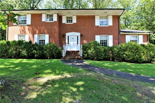 306 N Radford Drive, Hopewell, VA 23860 (MLS #2018571) :: The RVA Group Realty
