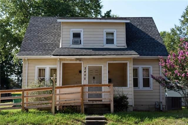 2405 Danville Street, Hopewell, VA 23860 (MLS #2018780) :: Small & Associates