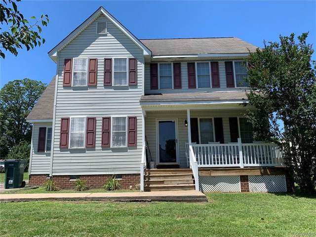 4009 Harvest Crest Drive, Henrico, VA 23223 (MLS #2018987) :: EXIT First Realty