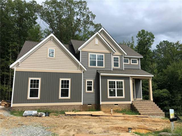 3139 Ponderosa Pine Lane, New Kent, VA 23141 (MLS #2019053) :: The RVA Group Realty