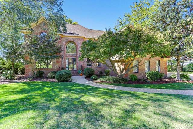 7 W Governor Drive, Newport News, VA 23602 (MLS #2019174) :: The Redux Group