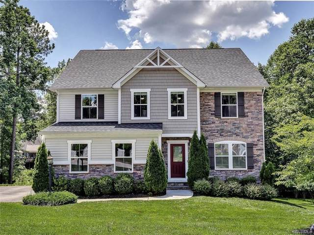 8318 Badestowe Court, Chesterfield, VA 23832 (MLS #2019331) :: EXIT First Realty