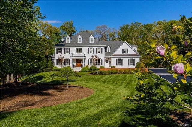 320 Wickham Glen Drive, Richmond, VA 23238 (MLS #2019525) :: Small & Associates