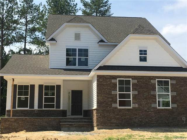 8801 Glen Royal Drive, Chesterfield, VA 23832 (MLS #2020098) :: EXIT First Realty