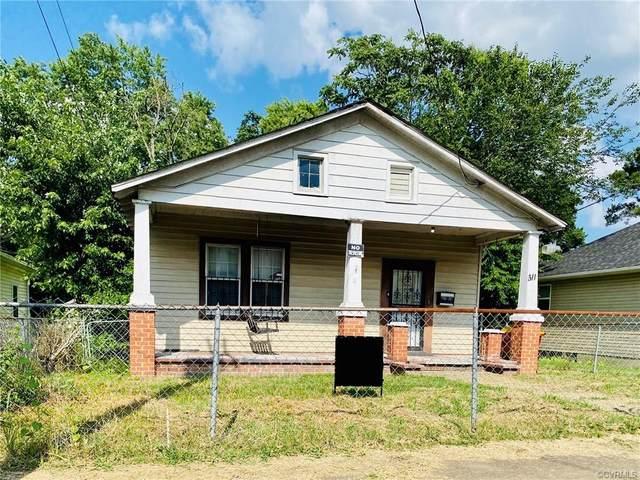 311 Grigg Street, Petersburg, VA 23803 (MLS #2020246) :: EXIT First Realty