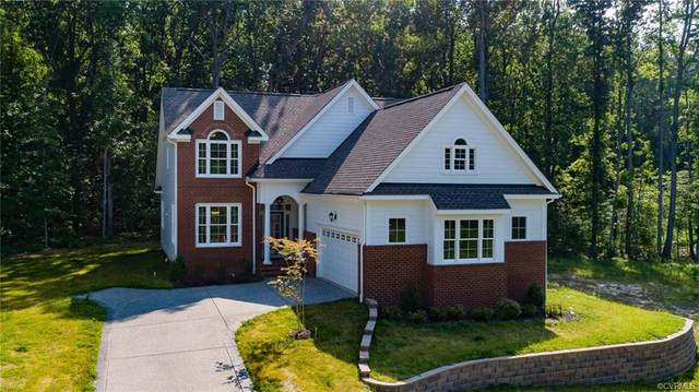 8812 Rams Crossing Place, North Chesterfield, VA 23236 (MLS #2020306) :: EXIT First Realty