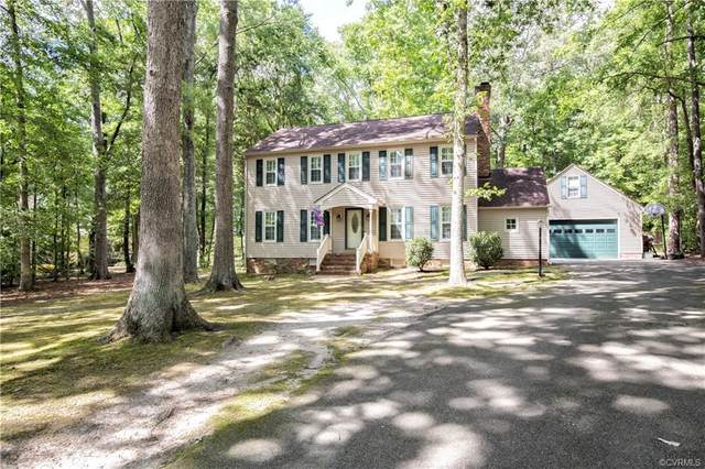 13604 Pebble Creek Terrace, Chesterfield, VA 23112 (MLS #2020674) :: Small & Associates