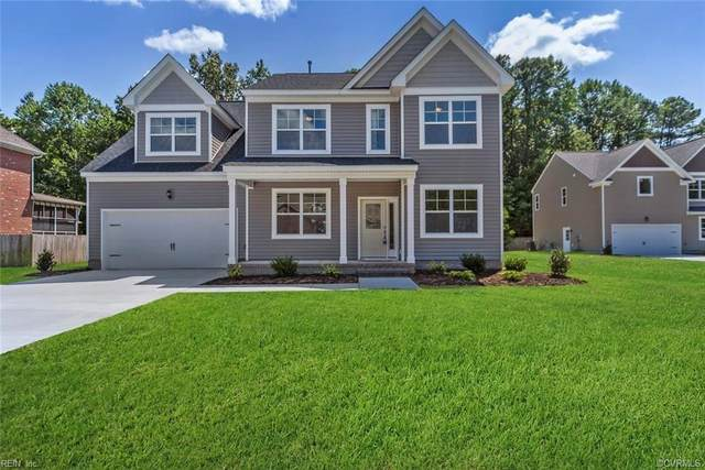 5766 Trail Ride Drive, Moseley, VA 23120 (MLS #2020826) :: The Redux Group