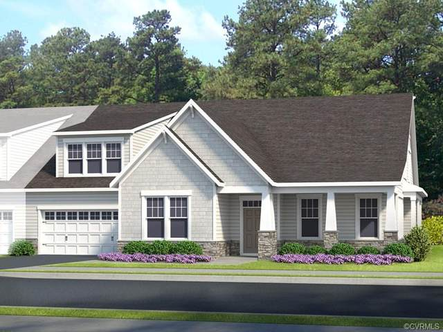7604 Sandler Drive, North Chesterfield, VA 23235 (MLS #2021022) :: The RVA Group Realty