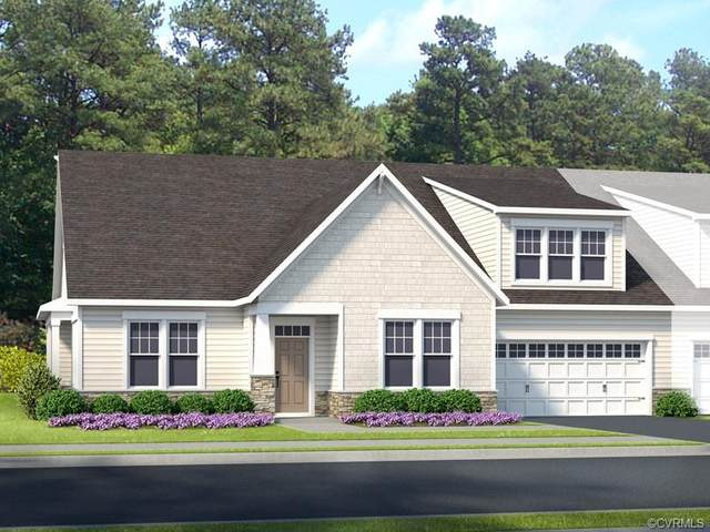 7606 Sandler Drive, North Chesterfield, VA 23235 (MLS #2021023) :: The RVA Group Realty