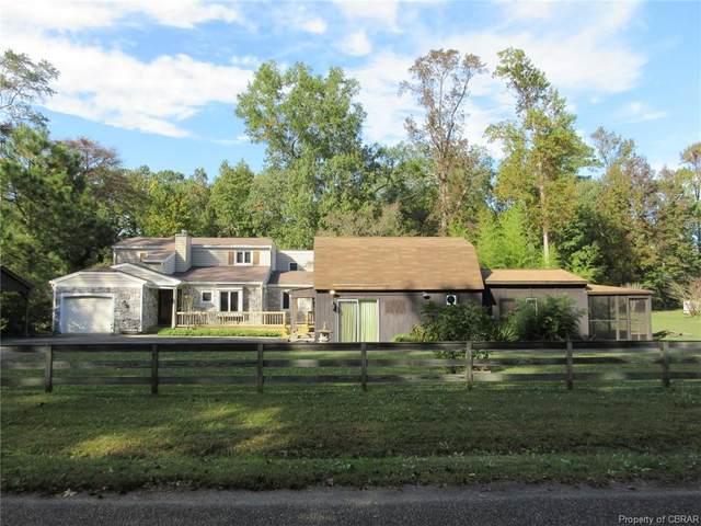 113 Jernigan Lane, Yorktown, VA 23692 (MLS #2021166) :: Treehouse Realty VA