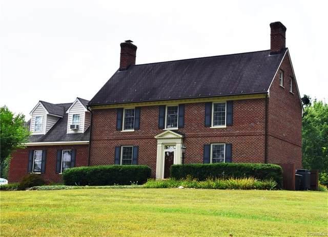 19102 Woodsons Mill Road, Beaverdam, VA 23015 (MLS #2021714) :: The Redux Group