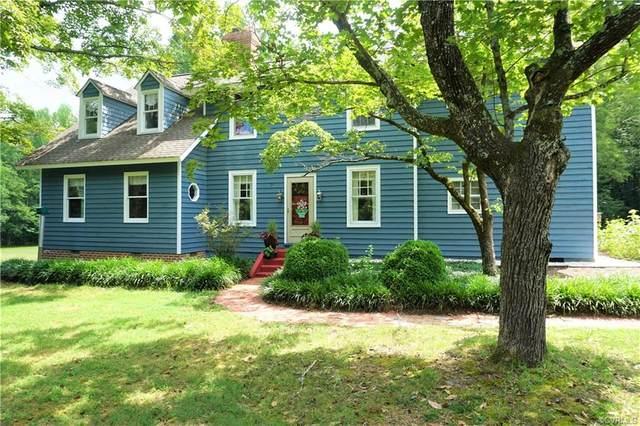 11236 Gwathmey Church Road, Ashland, VA 23005 (#2022265) :: Abbitt Realty Co.