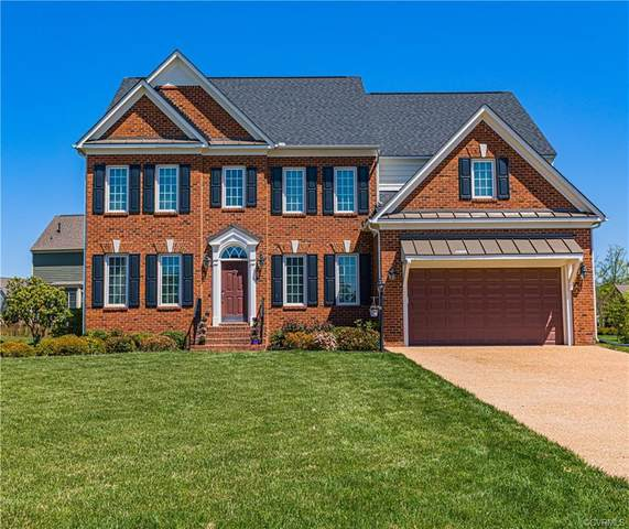 6509 Gadsby Trace Court, Glen Allen, VA 23059 (MLS #2022436) :: EXIT First Realty