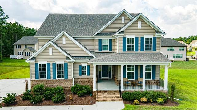 11938 Sternwalk Court, Chester, VA 23836 (MLS #2023218) :: The RVA Group Realty
