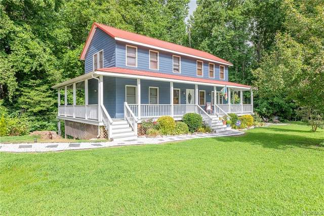 80 Mill Ridge Road, Hartfield, VA 23071 (MLS #2023419) :: Small & Associates