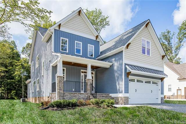 9381 Marne Court, Mechanicsville, VA 23116 (MLS #2023928) :: The Redux Group