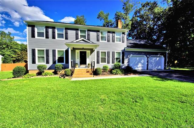 103 Walkers Cove Drive, South Chesterfield, VA 23834 (MLS #2023952) :: The Redux Group