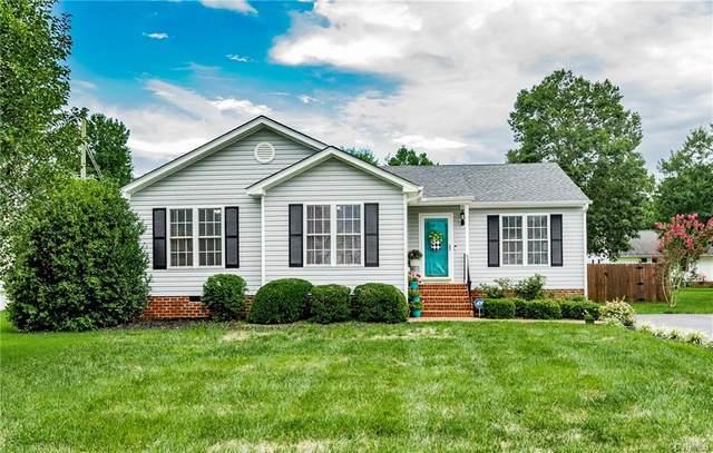 213 Green Hollow Lane, Sandston, VA 23150 (MLS #2024351) :: Small & Associates