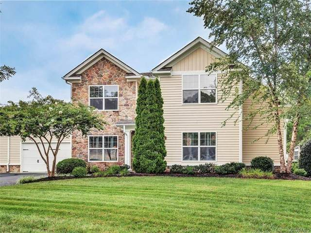 210 Pumpkin Place #210, Chesterfield, VA 23236 (MLS #2024356) :: The RVA Group Realty
