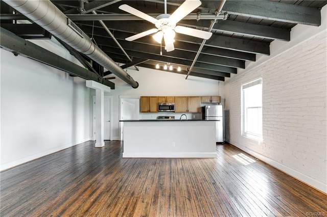 407 S Cherry Street #304, Richmond, VA 23220 (MLS #2024489) :: Small & Associates
