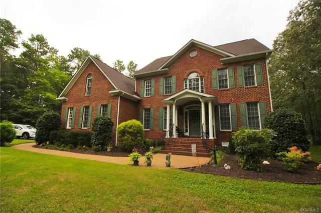 7382 Colts Neck Road, Mechanicsville, VA 23111 (MLS #2025311) :: Treehouse Realty VA