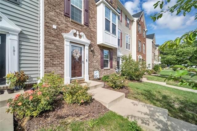 103 Newbaker Square, Williamsburg, VA 23185 (MLS #2025317) :: Treehouse Realty VA