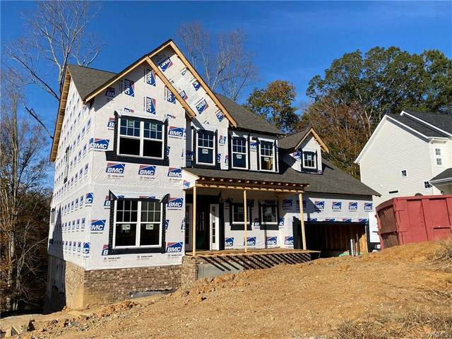 7480 Winding Jasmine Road, New Kent, VA 23141 (MLS #2025470) :: Small & Associates
