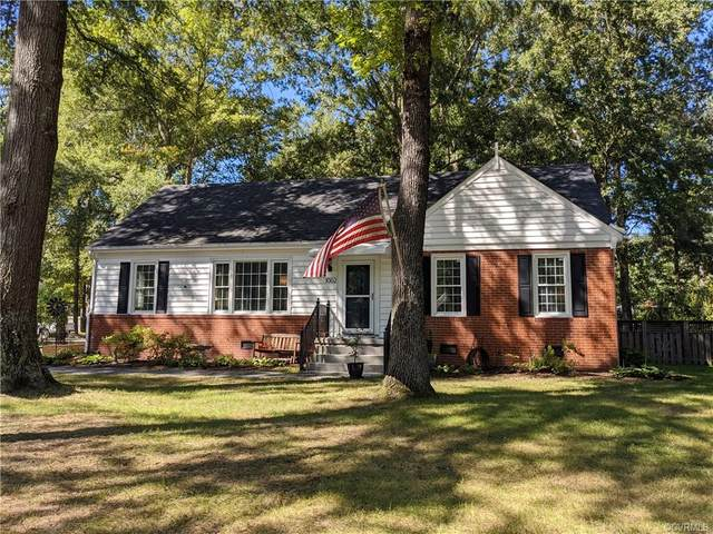 1002 Pinewood Drive, Henrico, VA 23238 (MLS #2025612) :: Small & Associates