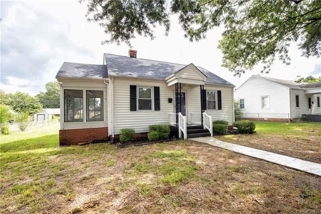 1801 N 19th Street, Richmond, VA 23223 (MLS #2025636) :: The RVA Group Realty