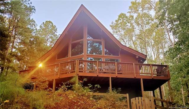 344 Mallard Drive, Heathsville, VA 22473 (MLS #2025748) :: The Redux Group