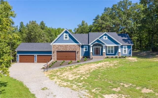 19 Mountain View Drive, Farmville, VA 23901 (MLS #2026153) :: The Redux Group