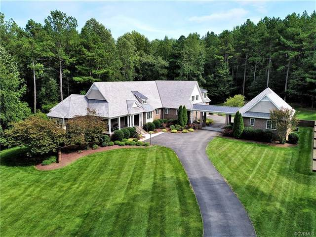 3088 Greywalls Drive, Powhatan, VA 23139 (MLS #2026233) :: Village Concepts Realty Group