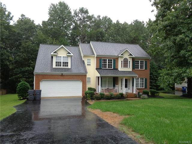 5312 Nairn Lane, Chester, VA 23831 (MLS #2026245) :: Treehouse Realty VA