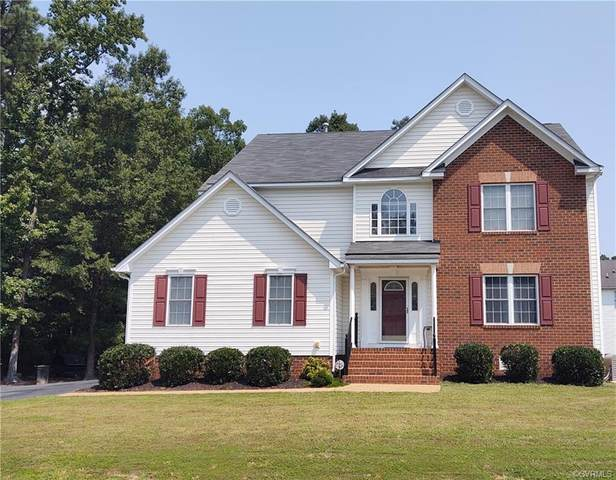 6013 Ironstone Drive, North Chesterfield, VA 23234 (MLS #2026293) :: The Redux Group